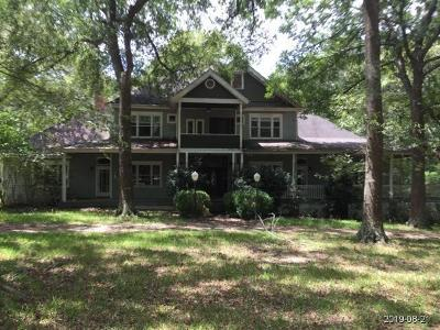 Magnolia Single Family Home For Sale: 15318 Wildwood Trace