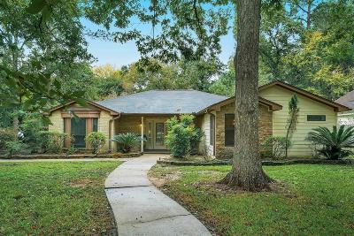 Conroe Single Family Home For Sale: 600 Carriage Hills Boulevard