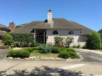 Stafford Single Family Home For Sale: 3235 Country Club Boulevard