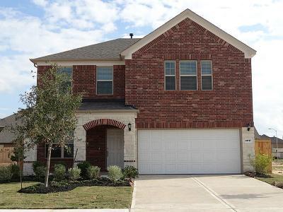 Katy Single Family Home For Sale: 28727 Baughman Ridge Drive