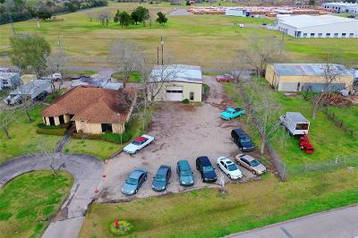 Alvin Single Family Home For Sale: 3030 W Highway 6