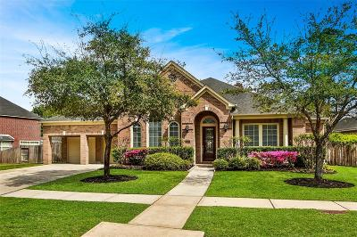Houston Single Family Home For Sale: 15322 Climbing Branch Drive