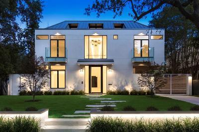 Houston Single Family Home For Sale: 2419 Del Monte Drive