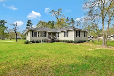Hockley Single Family Home For Sale: 23511 Roberts Cemetery Road