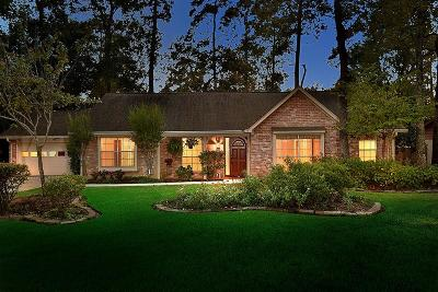 The Woodlands Single Family Home For Sale: 1915 Foxtail Place