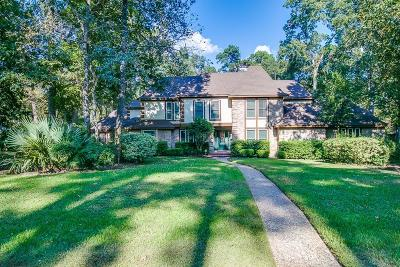Kingwood Single Family Home For Sale: 2626 Royal Trail Drive