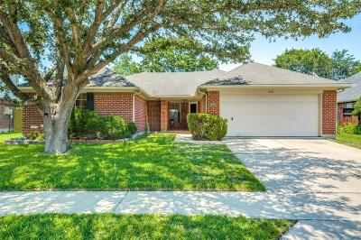 Pearland Single Family Home For Sale: 2126 Westminister Street