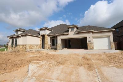 Harris County Single Family Home For Sale: 7202 Capeview Crossing