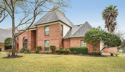 Houston Single Family Home For Sale: 1106 Fleetwood Place Drive