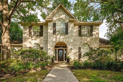 Kingwood Single Family Home For Sale: 6018 Rapid Creek Court