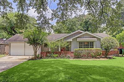 Houston Single Family Home For Sale: 5226 Beechnut Street