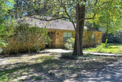 Magnolia Single Family Home For Sale: 602 Dogwood Trl