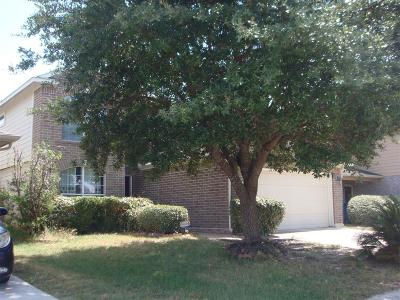 Humble Single Family Home For Sale: 21238 Normand Meadows Lane