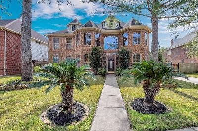 Katy Single Family Home For Sale: 22939 Heathercroft Drive