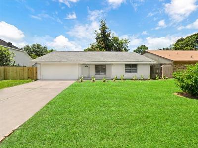 Pasadena Single Family Home For Sale: 2016 S Houston Road