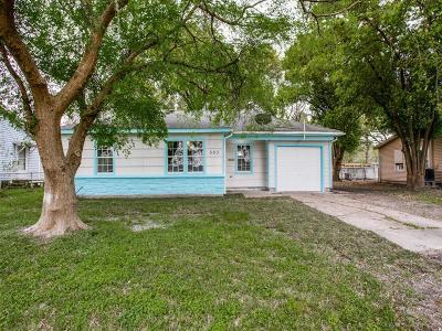 La Marque Single Family Home For Sale: 503 Wisteria Street