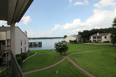 Montgomery Condo/Townhouse For Sale: 201 Lakeview Terrace #B