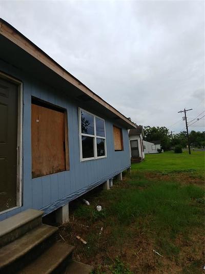 Texas City Single Family Home For Sale: 6324 Woodrow Street