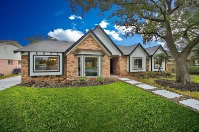 Houston Single Family Home For Sale: 4110 Gairloch Lane