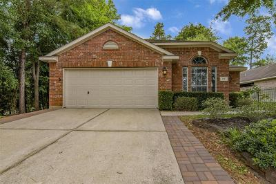 The Woodlands TX Single Family Home For Sale: $258,000