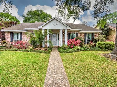 Houston Single Family Home For Sale: 1022 Cheshire Lane