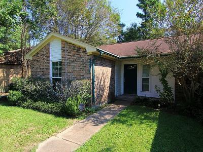 Spring TX Single Family Home For Sale: $138,500