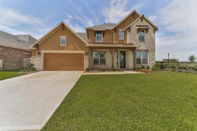 Manvel Single Family Home For Sale: 18902 Camden Knoll Court