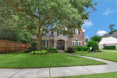 Cypress Single Family Home Option Pending: 14707 Cantwell Bend