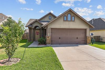 College Station Single Family Home For Sale: 3806 Clear Meadow Creek Avenue