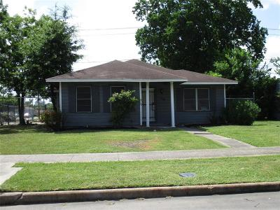 Houston Single Family Home For Sale: 6830 Tierwester Street