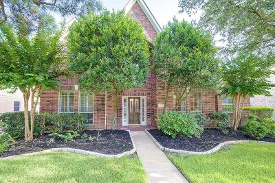 Katy Single Family Home For Sale: 1523 Morning Park Drive