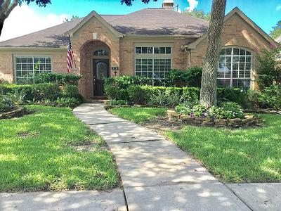 League City Single Family Home For Sale: 119 Misty Morning