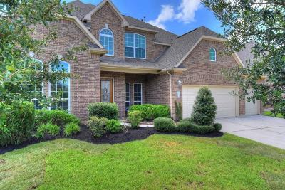 Spring Single Family Home For Sale: 24918 Auburn Bend Drive