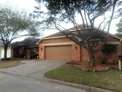 Humble Single Family Home For Sale: 20106 18th Fairway Drive