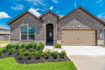 Katy TX Single Family Home For Sale: $281,990