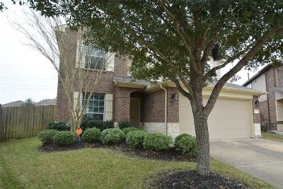 Katy Single Family Home For Sale: 26410 Harmony Mill Court