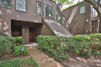 Houston Condo/Townhouse For Sale: 285 Litchfield Lane