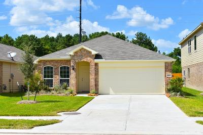 Harris County Single Family Home For Sale: 12630 Silver Winter Trail