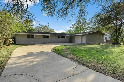 Texas City Single Family Home For Sale: 1203 Mainland Drive