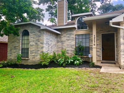 Conroe Single Family Home For Sale: 12076 La Salle River Road