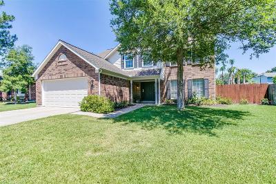 League City TX Single Family Home For Sale: $265,000