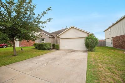 Katy Single Family Home For Sale: 6807 Wide Creek Drive
