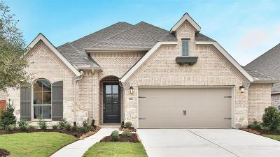 Katy TX Single Family Home For Sale: $357,900
