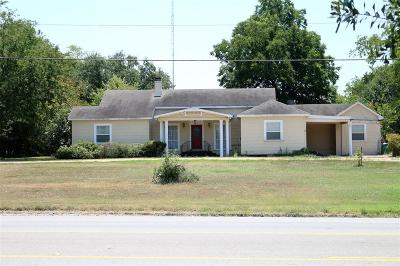 Madisonville Single Family Home For Sale: 1408 E Main Street