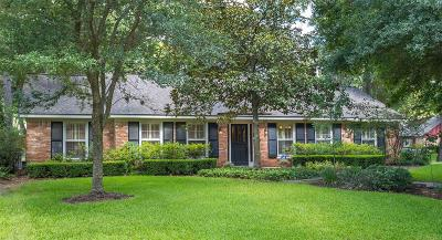 Houston Single Family Home For Sale: 127 Cinnamon Oak Lane