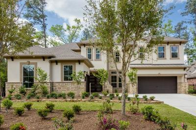 The Woodlands Single Family Home For Sale: 26 Maize Flower Place