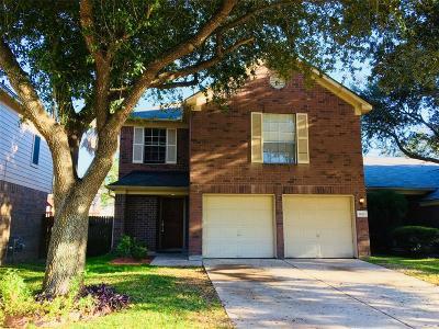 Rosenberg Single Family Home For Sale: 1829 Old Creek Drive