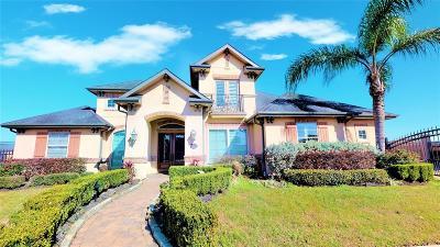 League City Single Family Home For Sale: 1601 Misty Glen Ln