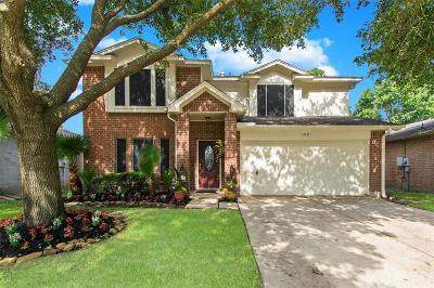 Houston Single Family Home For Sale: 12635 Pine Bush Drive
