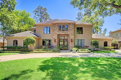 Houston Single Family Home For Sale: 11625 Monica Street